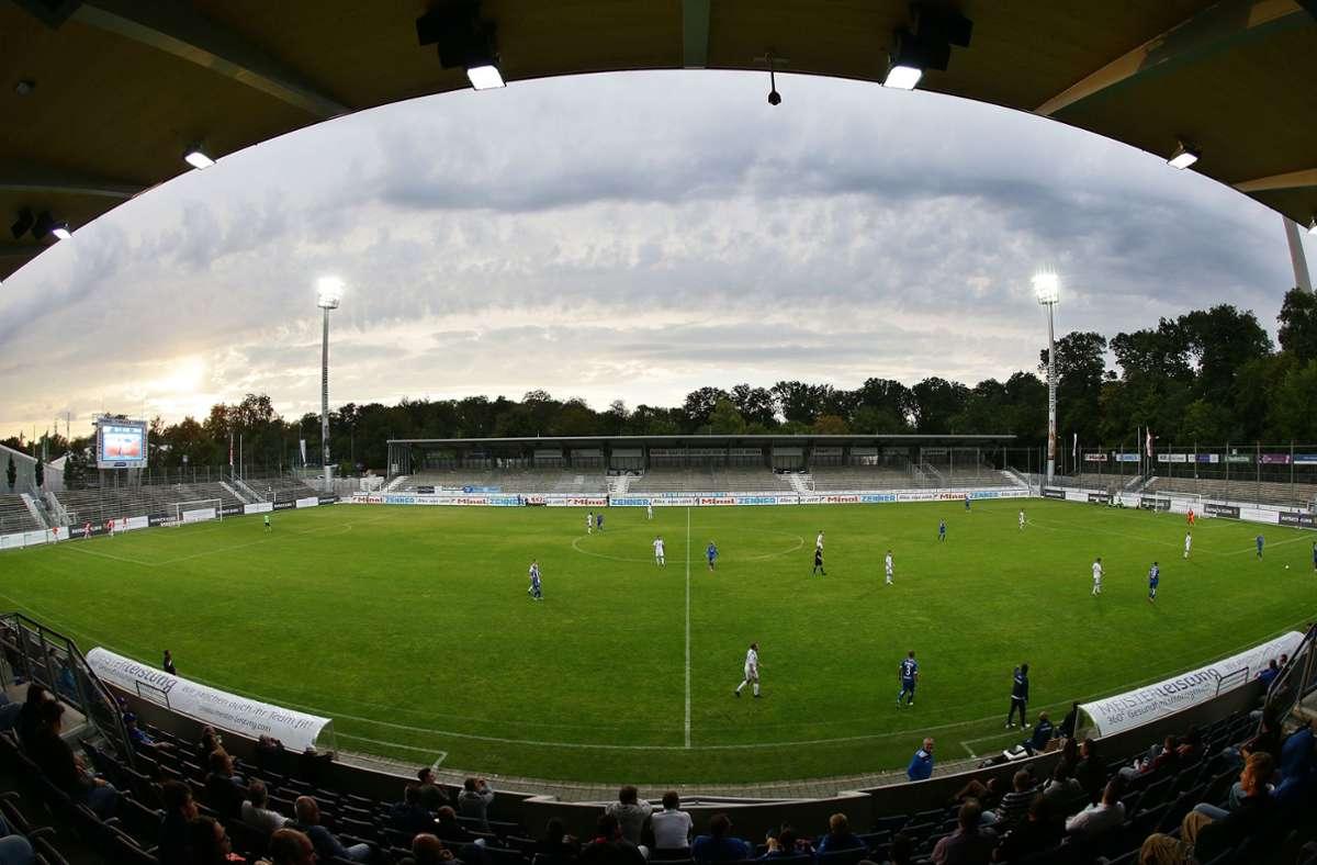 Das Gazi-Stadion könnte bald wieder deutlich gefüllter sein. Foto: Pressefoto Baumann/Hansjürgen Britsch