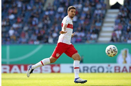 Die VfB-Pläne mit der  Dreierkette