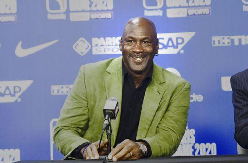 Warum Michael Jordan in die Nascar-Serie einsteigt