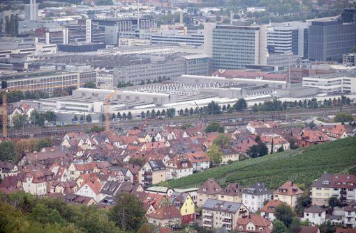 Stuttgart belegt Rang drei