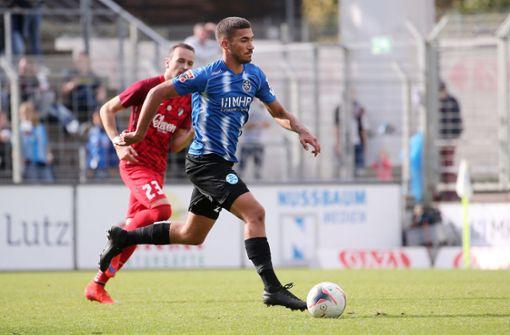 Leon Braun wechselt zum SV Fellbach
