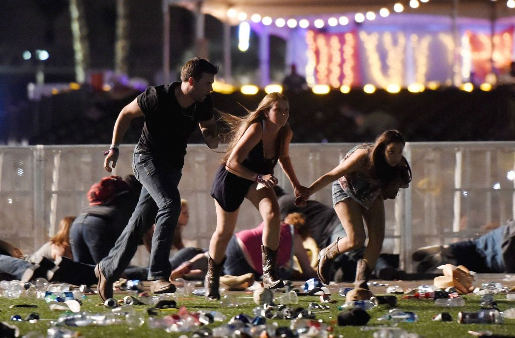 in Las Vegas gelegt werden