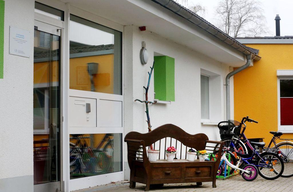 In dieser Kita in Leverkusen wurden Nahrungsmittel verunreinigt. Foto: dpa