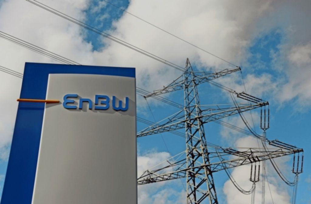Noch im Visier der Staatsanwaltschaft: der Energiekonzern EnBW Foto: dpa