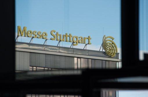 Stuttgarter Messe sieht sich auf Rekordkurs
