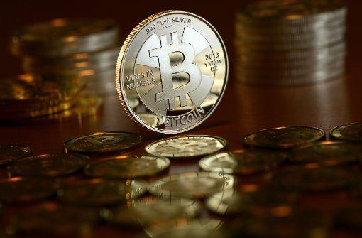 Bitcoin steigt erstmals über 12.000 US-Dollar