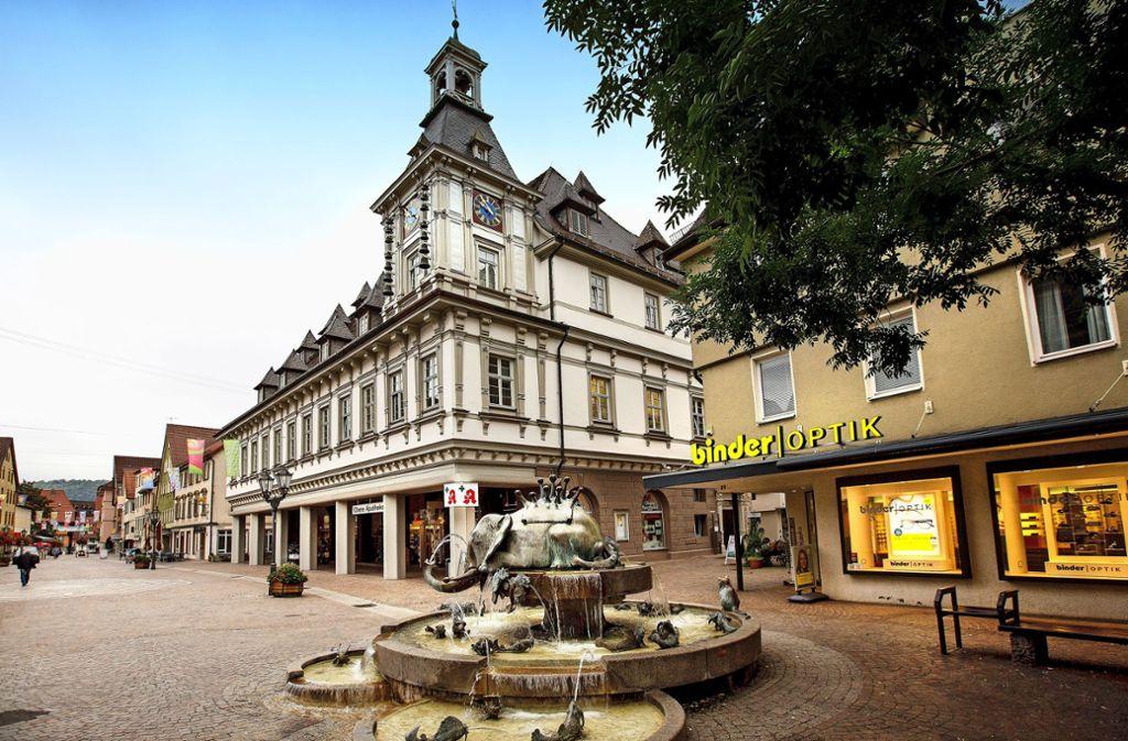 Im Alten Rathaus nahm die Geschichte des Kunst- und Geschichtsvereins ihren Anfang. Foto: Pressefoto Horst Rudel