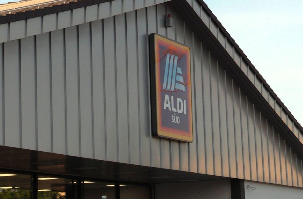 Aldi Süd stattet einige seiner Filialen mit einer elektronischen Einlasskontrolle aus. Foto: 7aktuell.de//Nils Reeh