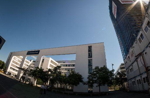 Landesstiftung kauft Sitz von Mercedes-Benz-Bank