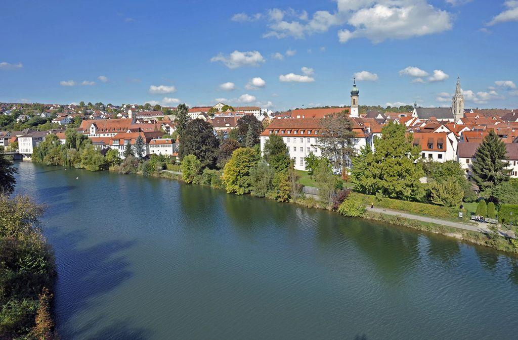 Die Bischofsstadt will christliche Werte leben, nicht nur predigen: Rottenburg am Neckar. Foto: Stadtverwaltung Rottenburg am Neckar