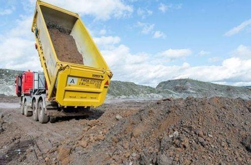 Noë: Keinen Wald opfern für die Erddeponie