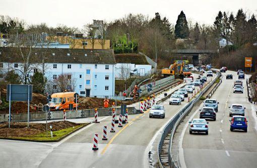 So komplex ist der Neubau der B27-Brücke