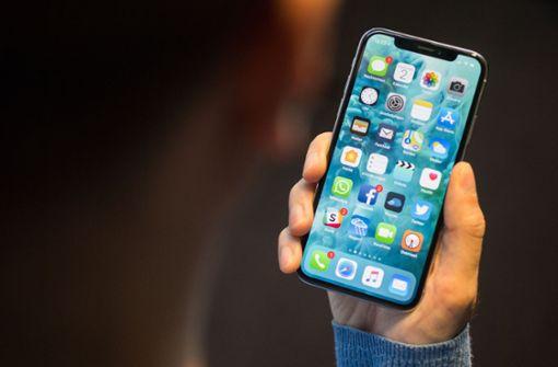 iPhone X übertrifft Erwartungen