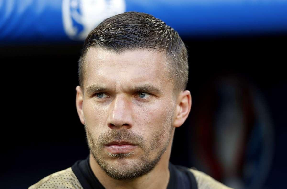 Kein Freund der Super League: Lukas Podolski Foto: Pressefoto Baumann/Julia Rahn
