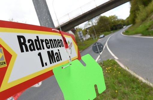 Radrennen rund um Frankfurt abgesagt