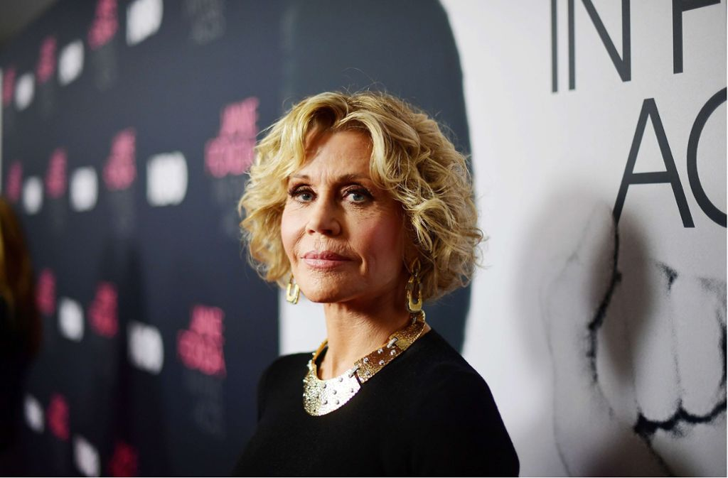 "Jane Fondas Dokumentarfilm heißt ""Jane Fonda in Five Acts"". Foto: Getty"