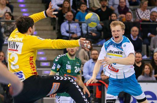 Handballer beenden Corona-Pause mit einem Testballon