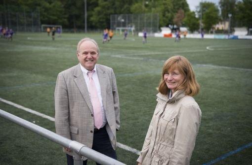 Fußball in idyllischer Abgeschiedenheit