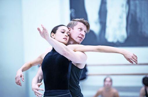 """Stuttgarter Ballett tanzt """"Lamento"""""""