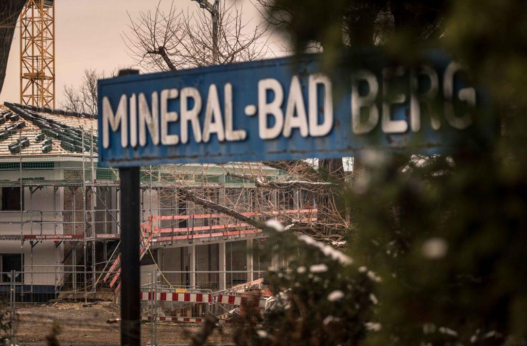 Die Sanierungskosten des Bad Berg in Stuttgart stiegen von zunächst 30 Millionen auf aktuell etwa 34 Millionen Euro. Foto: Lichtgut/Max Kovalenko