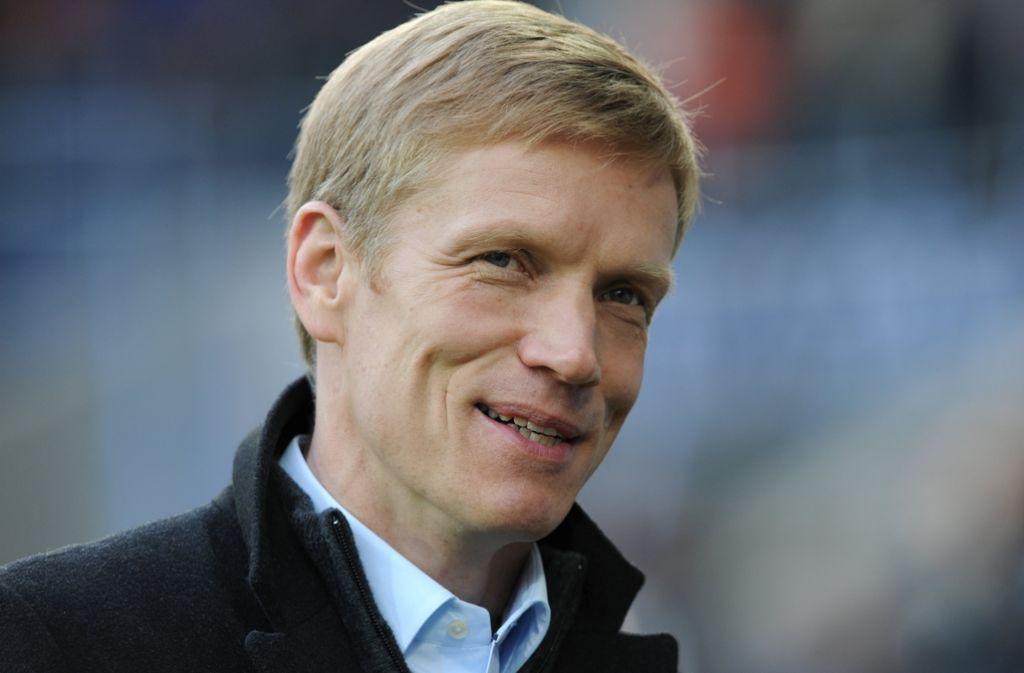 Jan Schindelmeiser freut sich auf die Herausforderung beim VfB. Foto: dpa