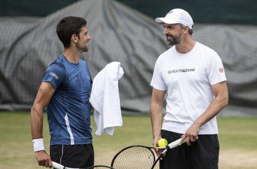 Auch Djokovic-Trainer positiv auf Corona getestet