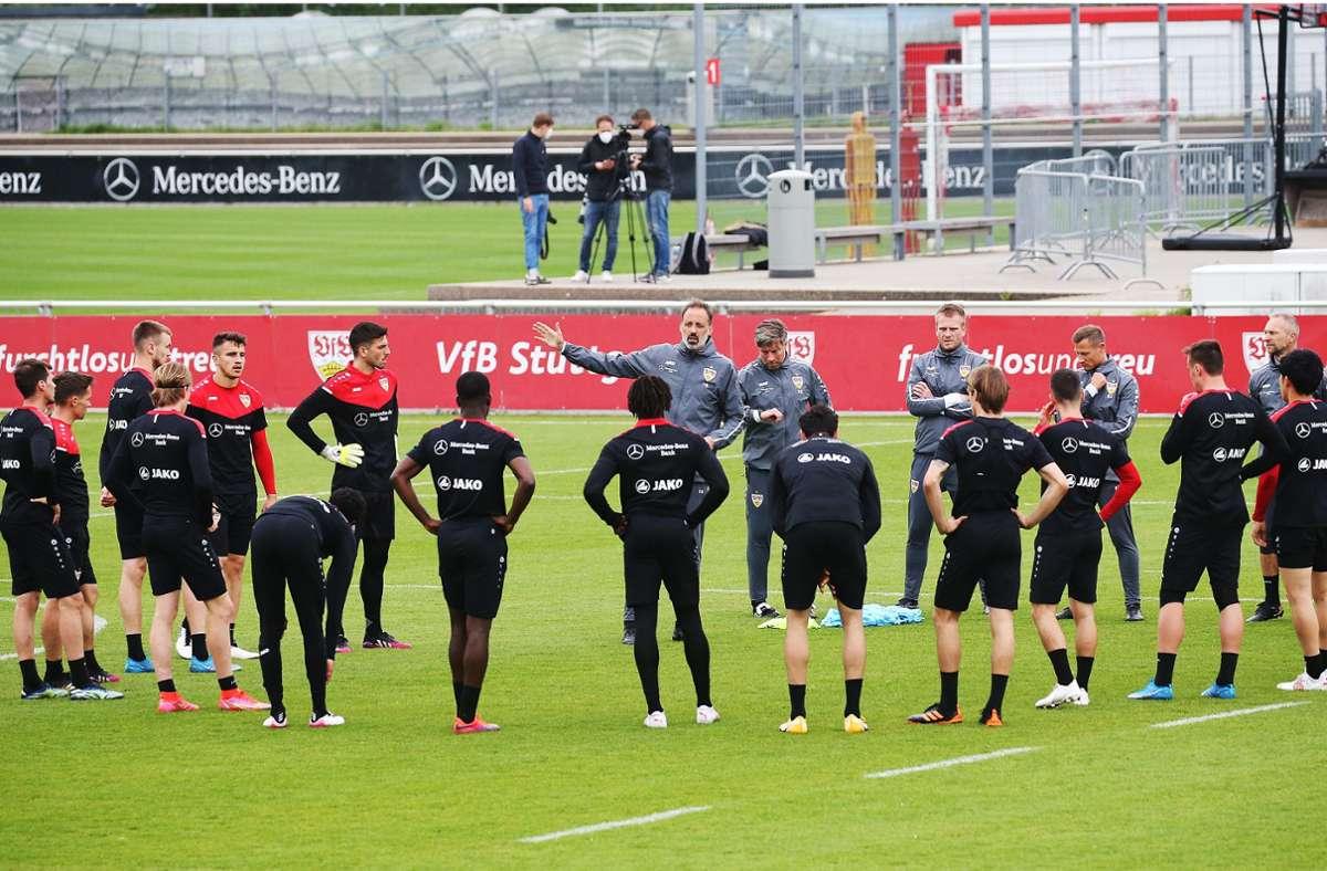 Der VfB Stuttgart reist ins Quarantäne-Trainingslager. In unserer Bildergalerie zeigen wir die Aufenthaltsorte aller 18 Bundesligisten. Foto: Pressefoto Baumann