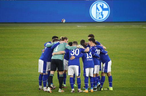 Diese Schalker kehren traurig nach Stuttgart zurück