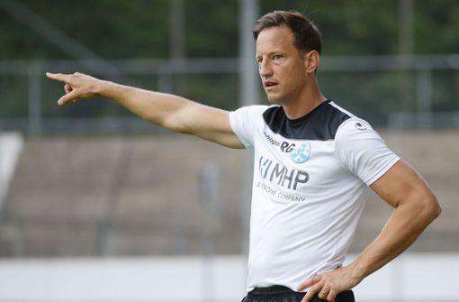 Stuttgarter Kickers müssen zum TSV Berg