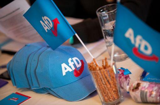 AfD-Wähler sind sehr von sich überzeugt