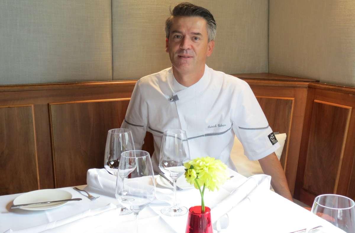 Patrick Giboin vom Fässle in Stuttgart-Degerloch sagt, am Tag gingen um die 30 Essen raus. Foto: Archiv Julia Bosch