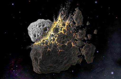Gefahr  aus dem All – wie Asteroiden überwacht werden