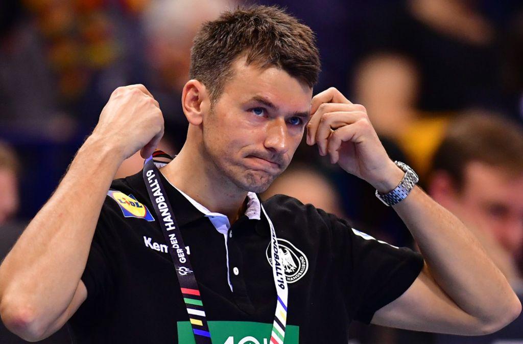 Christian Prokop stand nach der verpatzten EM 2018 extrem in der Kritik, bei der WM 2019 hat sich der Bundestrainer rehabilitiert. Foto: dpa