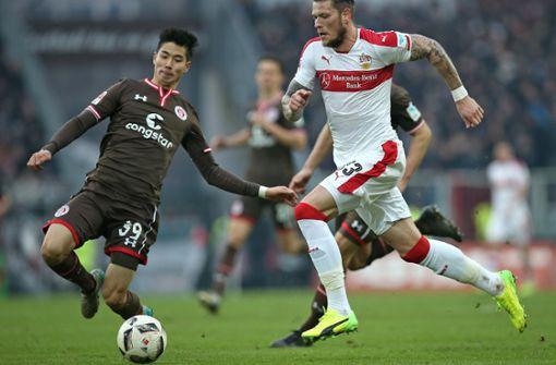 So liefen die letzten zehn Duelle des VfB mit dem FC St. Pauli