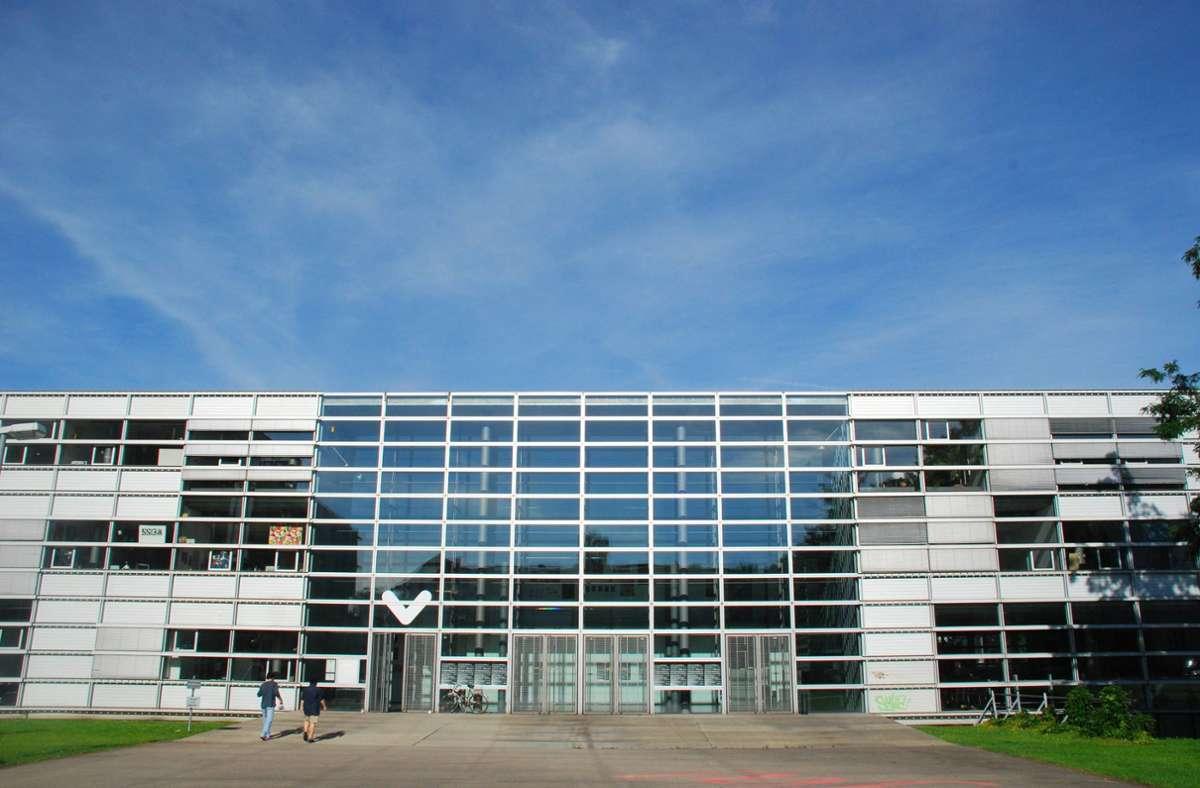 Der Campus der Kunstakademie am Weißenhof. (Archivbild) Foto: /Lichtgut/Achim Zweygarth