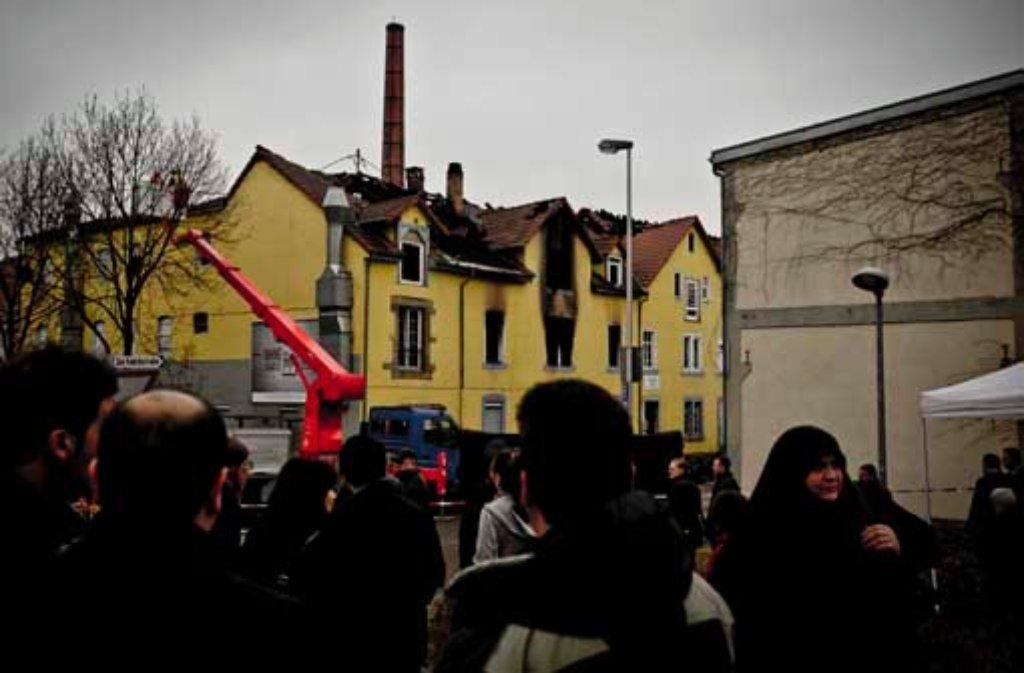 Der tödliche Brand in einem Wohnhaus in Backnang war auch nach Ansicht türkischer Fachleute ein Unglück. Das sei das vorläufige Ergebnis einer ersten Untersuchung. Foto: ppfotodesign.com