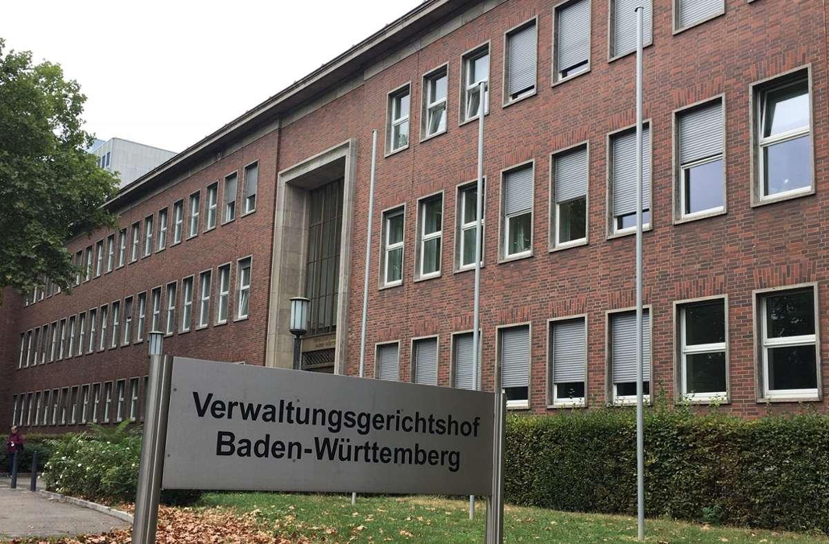 In Mannheim ist am Mittwoch erneut über Stuttgart 21 verhandelt worden. Der 5. Senat stellt allerdings die Klagebefugnis eines Projektgegners in Abrede. Foto: Schwarz