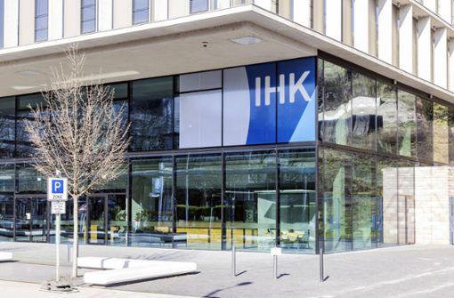 Die IHK Stuttgart kämpft mit Finanzloch