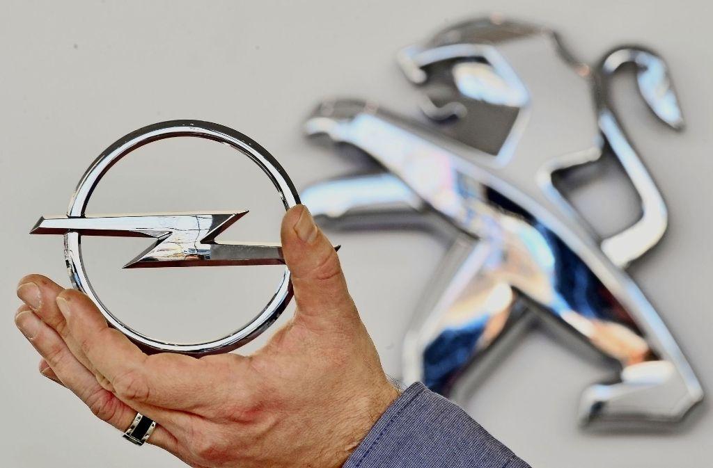 Wird Opel bald französisch? Foto: Getty