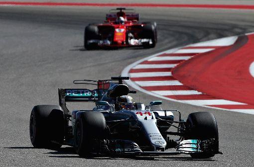 Vettel vermiest Hamilton WM-Party in USA