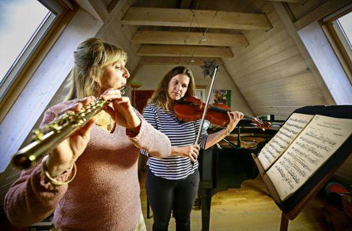 Zwei Frauen aus Korntal-Münchingen mit einer Leidenschaft