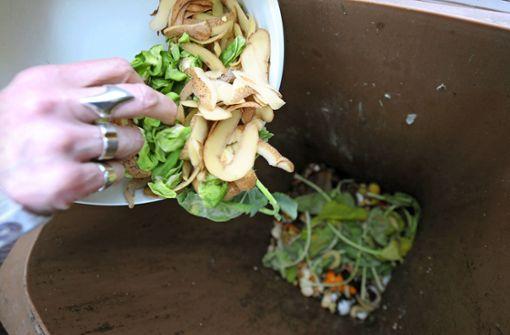 Bioplastik gehört nicht in den Biomüll
