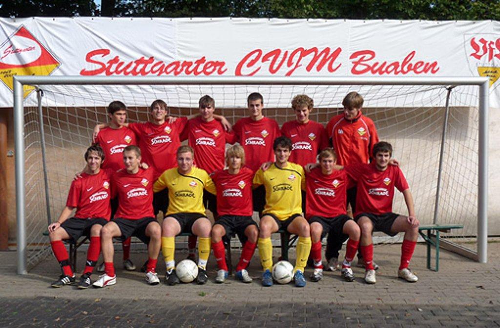 ... Stuttgarter CVJM Buaben exakt 187 Mitglieder an. Foto: Stuttgarter CVJM Buaben