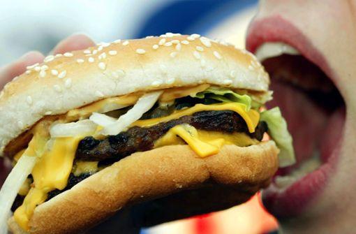 Zwanghaft essen gegen die Ungewissheit