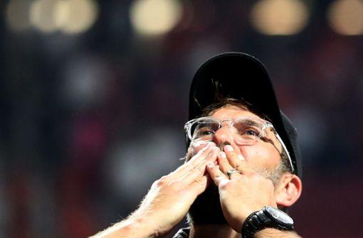 So feierte Jürgen Klopp seinen  größten Sieg