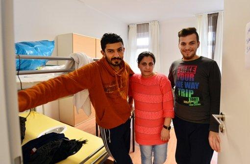 Diese Flüchtlinge haben es bis Deutschland geschafft. Doch der Nachzug ihrer Familien soll restriktiver geregelt werden. Foto: dpa