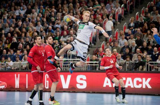 Deutsche Handballer bestehen durchwachsenen WM-Test gegen Tschechien