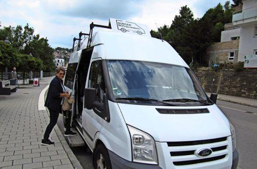 Zweite Chance für den Bürgerbus