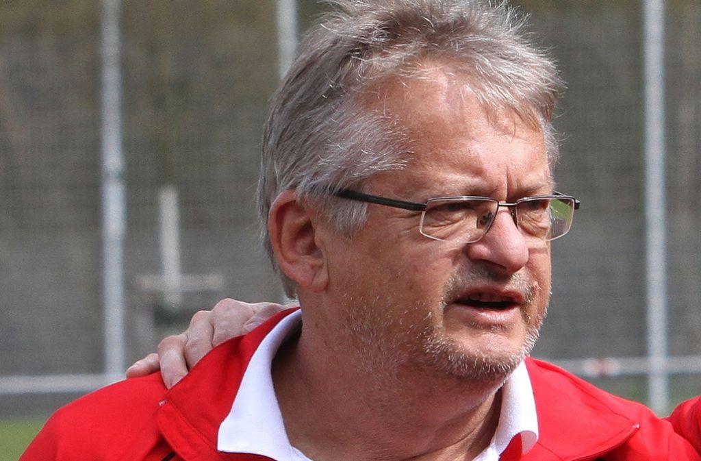 Der Trainer Gerry Ott befindet sich mit seiner Mannschaft weiter auf Erfolgskurs. Foto: Archiv Yavuz Dural