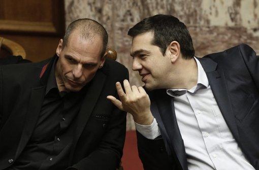 Athen schickt Reformliste
